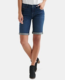 The Bermuda Denim Shorts