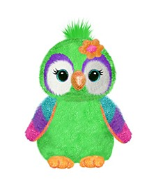 First and Main - FantaZOO 10 Inch Plush, Penelope Parrot