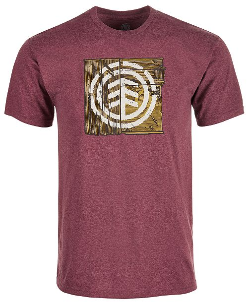 Element Men's Driftwood Graphic T-Shirt