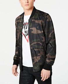 f7fa2c49c GUESS Mens Coats & Jackets - Macy's
