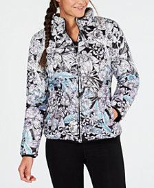 Calvin Klein Performance Printed Reversible Jacket