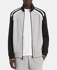 Calvin Klein Men's Colorblocked Track Jacket