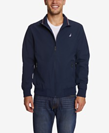 Nautica Men's Polo Bomber Jacket, Created for Macy's