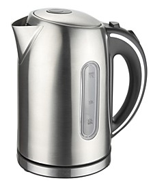 1.7Lt. Stainless Steel Electric Tea Kettle