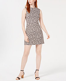 French Connection Baylee Printed Dress