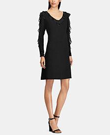 American Living A-Line Georgette Dress