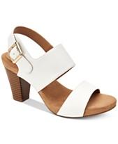633537f5b7b7 White Women s Sale Shoes   Discount Shoes - Macy s
