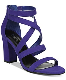 Blythe Strappy Dress Sandals, Created For Macy's