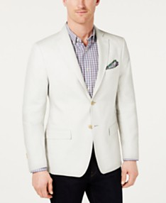 8e641d38a0 White Mens Blazers & Sports Coats - Macy's