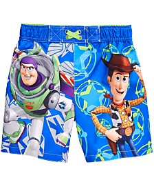 Dreamwave Toddler Boys Toy Story Graphic Swim Trunks