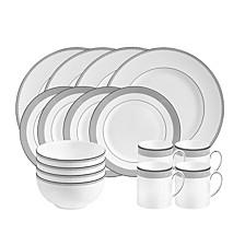 Dinnerware, Grosgrain 16-PC Set