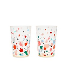 ban.do Cocktail Tumblers, Confetti