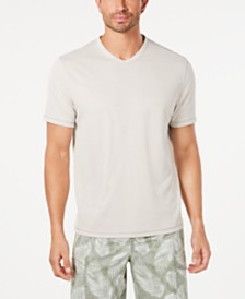 Tommy Bahama Men's Sand Key Textured Mélange T-Shirt