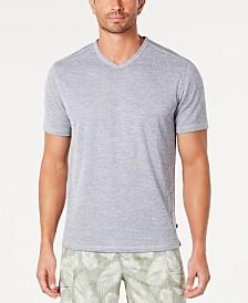 Tommy Bahama Men's Sand Key Textured Mélange T-Shirt