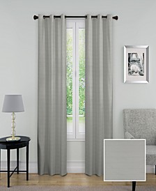 """Nikki Thermaback Blackout 40"""" x 84"""" Curtain Panel"""