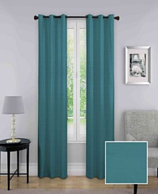 "Nikki Thermaback Blackout 40"" x 95"" Curtain Panel"