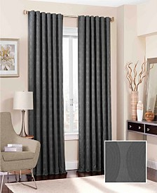 "Eclipse Adalyn Blackout 52"" x 95"" Curtain Panel"
