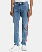 Calvin Klein Jeans Men s Slim-Fit Stretch Taped Jeans 98eb0044b5