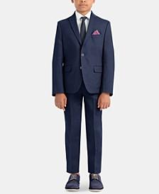 Little & Big Boys Easy Linen Suit Jacket & Pants Separates