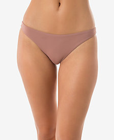 O'Neill Juniors' Salt Water Solids Classics Bikini Bottoms