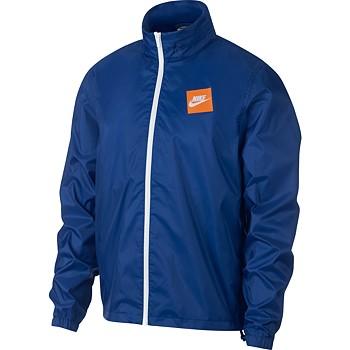 Nike Mens Logo Hooded Jacket