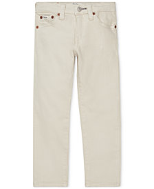 Polo Ralph Lauren Toddler Boys Sullivan Slim Stretch Jeans