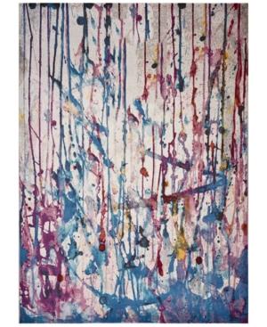 Closeout! Kas Arte Trendsetter 6101 Jewel 4' x 6' Area Rug