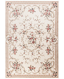 "KAS Avalon Aubusson 2' x 7'7"" Runner Area Rug"