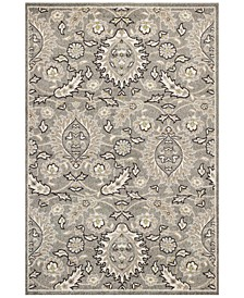 "Lucia Artisan 2750 Grey 3'3"" x 4'11"" Indoor/Outdoor Area Rug"
