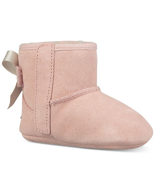 3292ebf3df3 Baby Girls I Jesse Bow II Booties