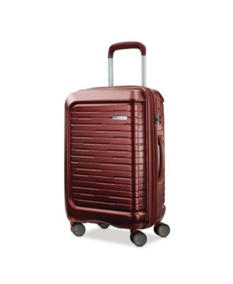 """Silhouette 16 20"""" Hardside Expandable Carry-On Spinner Suitcase"""