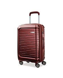"Samsonite Silhouette 16 20"" Hardside Expandable Carry-On Spinner Suitcase"