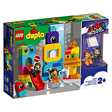 LEGO Emmet and Lucy's Visitors from the DUPLO® Planet