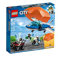 Sky Police Parachute Arrest 60208