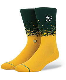 Stance Oakland Athletics Fade Crew Socks