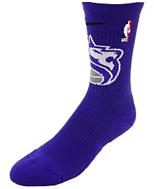 Nike Men's Sacramento Kings Elite Team Crew Socks