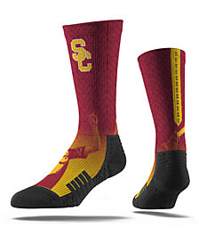 Strideline USC Trojans Full Sublimation Crew Socks