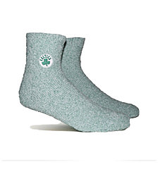 Stance Women's Boston Celtics Team Fuzzy Socks