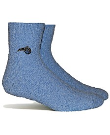 Women's Orlando Magic Team Fuzzy Socks