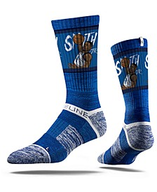 Dallas Mavericks Dennis Smith Action Crew Socks