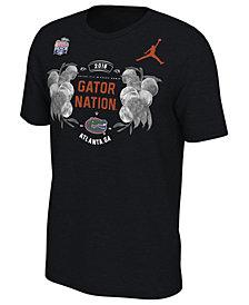 Nike Men's Florida Gators Elevated Bowl Bound Verbiage T-Shirt 2019