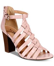 XOXO Baxter Dress Sandals