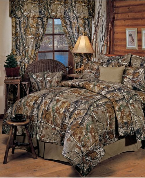 Karin Maki Realtree All Purpose Queen Comforter Set