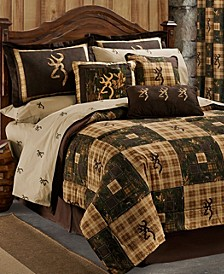 Browning Country Twin Comforter Set