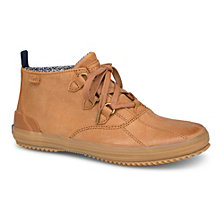 Keds Women's Scout Chukka Leather Booties