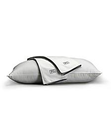 100% Cotton Sateen Pillow Protector, Set of 2 - King