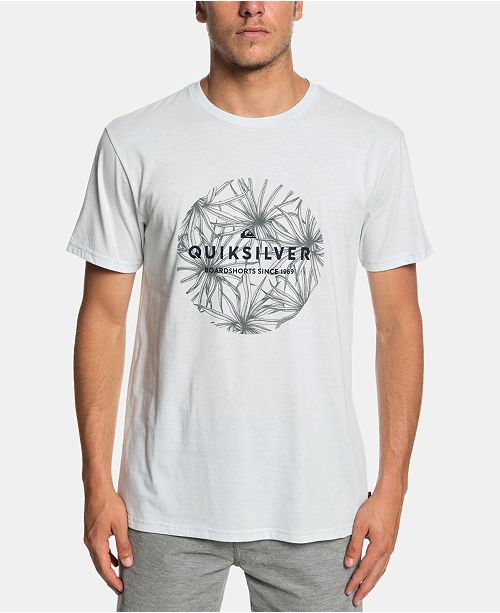 Quiksilver Men's Classic Bob Graphic T-Shirt