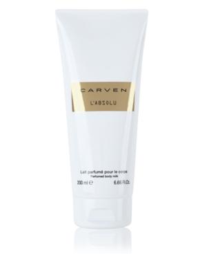 L'Absolu Perfumed Body Milk
