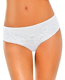 3 Brief Panties With Lace