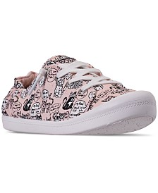 Skechers Women's Bobs Beach Bingo - Coffee Walk Bobs for Dogs and Cats Casual Sneakers from Finish Line